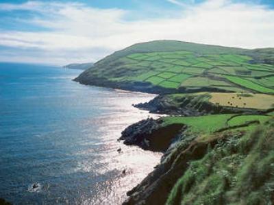 Het noorden van Ierland